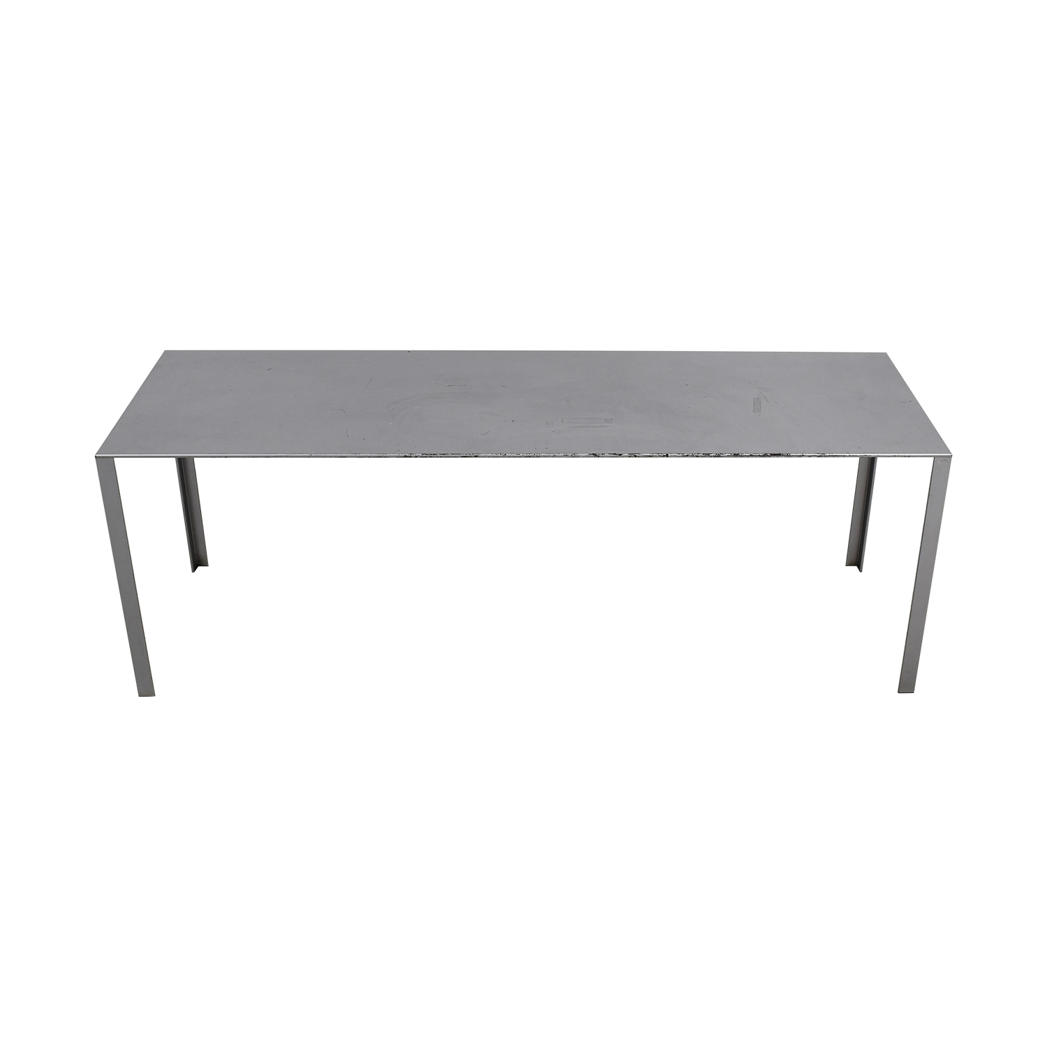 Jean Nouvel Jean Nouvel Grey Less Less Table second hand