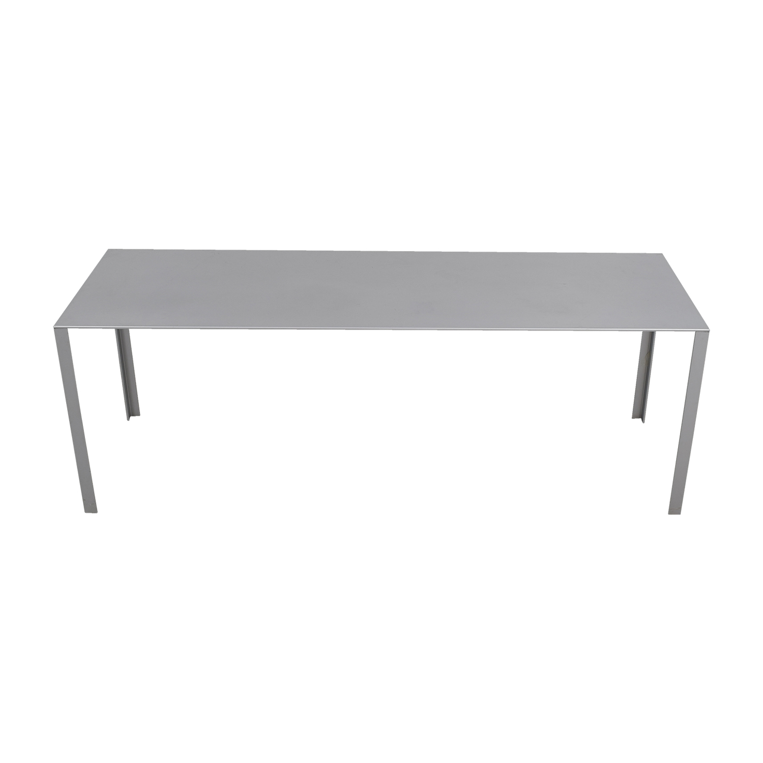 Jean Nouvel Grey Less Less Table / Tables