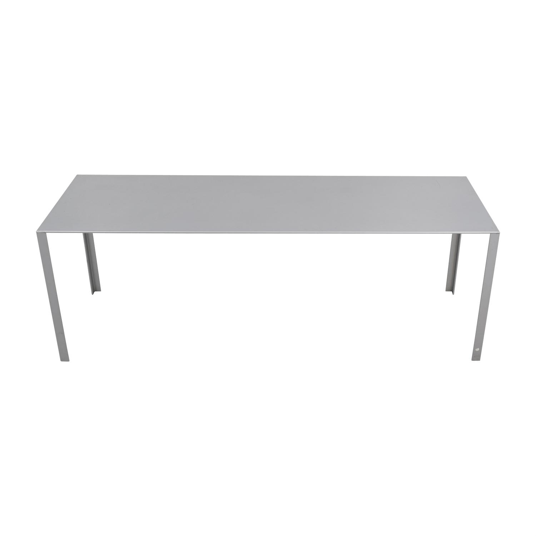 buy Jean Nouvel Grey Less Less Table Jean Nouvel