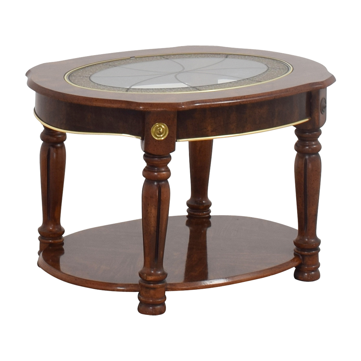 Round Coffee Table Dimensions: Vintage Small Round Coffee Table / Tables