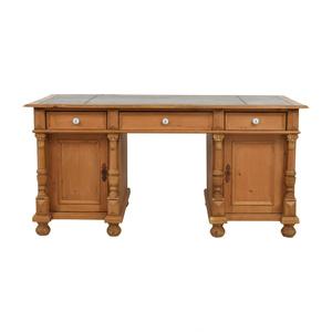 Vintage Wooden Desk used
