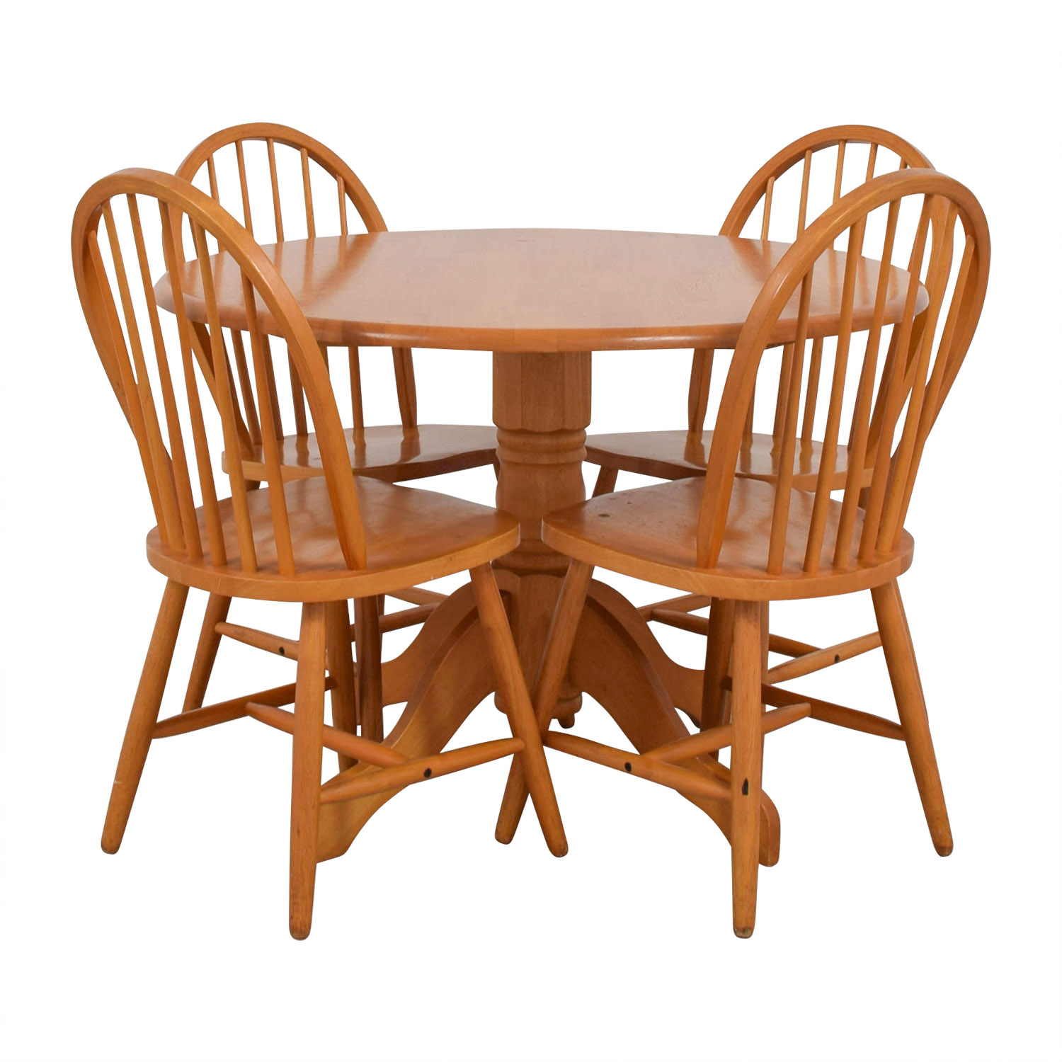 Classic Round Dining Set Dining Sets