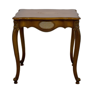 buy  Mid Century Vintage French Provincial End Table online