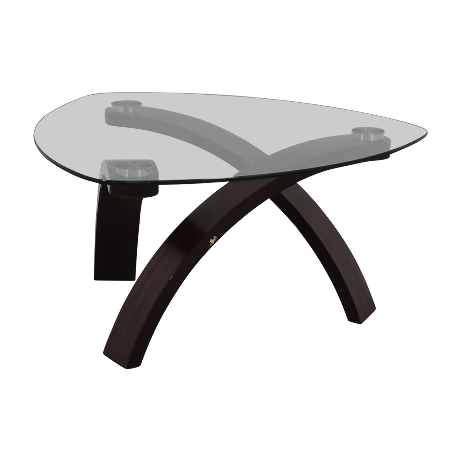 Raymour & Flanigan Raymour & Flanigan Modern Coffee Table dimensions