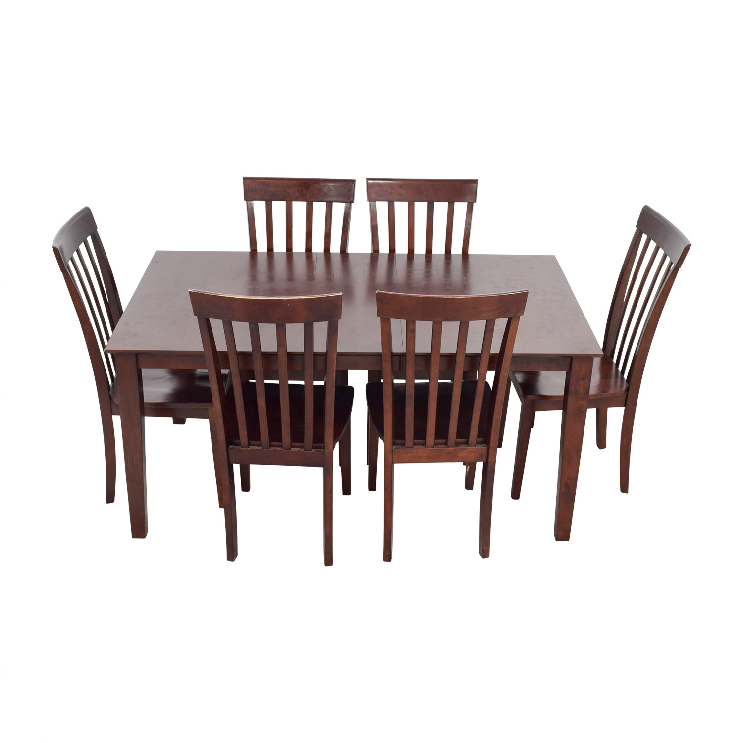 used dining room furniture | 89% OFF - Bob's Discount Furniture Bob's Furniture Dining ...