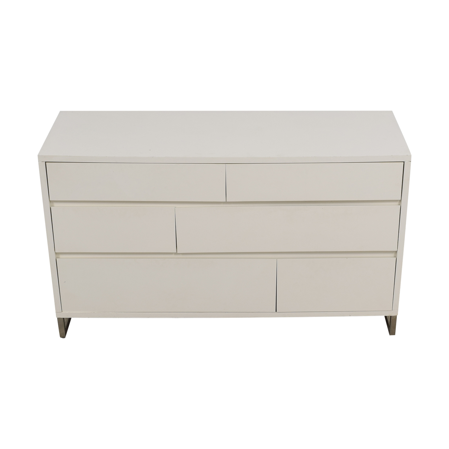 West Elm Six-Drawer Dresser sale