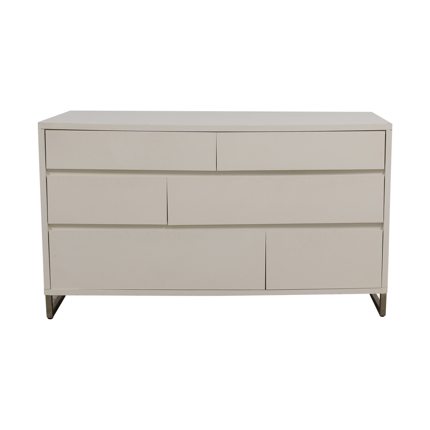 buy West Elm Six-Drawer Dresser West Elm