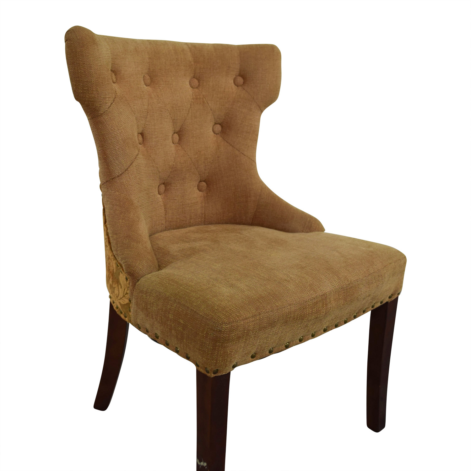 90 Off Pier 1 Pier 1 Beige Accent Chair Chairs