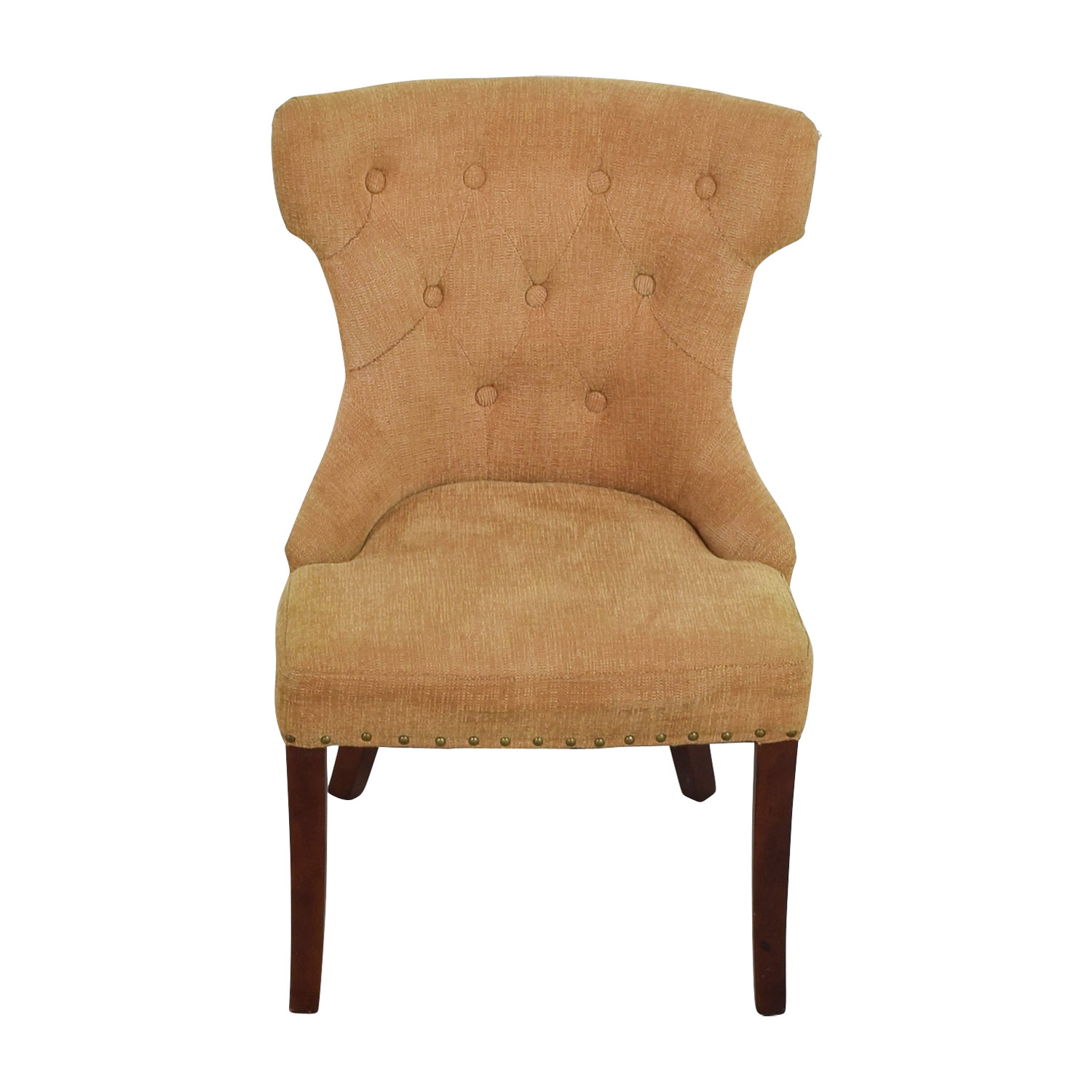 Innovative Beige Accent Chair Decoration