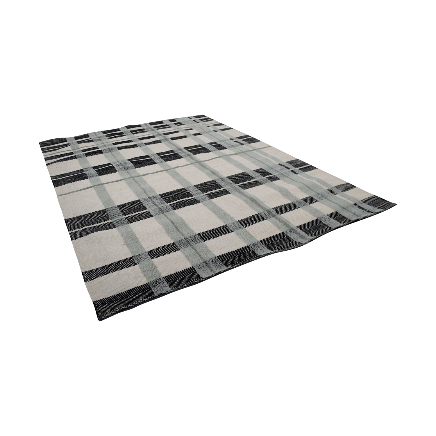 Obeetee Obeetee Criss Cross Rug dimensions