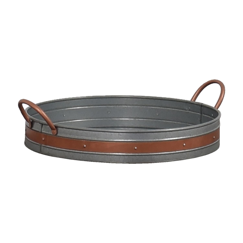shop Round Metal Basket online