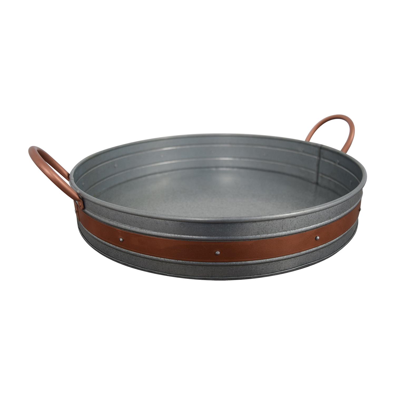 Round Metal Basket sale