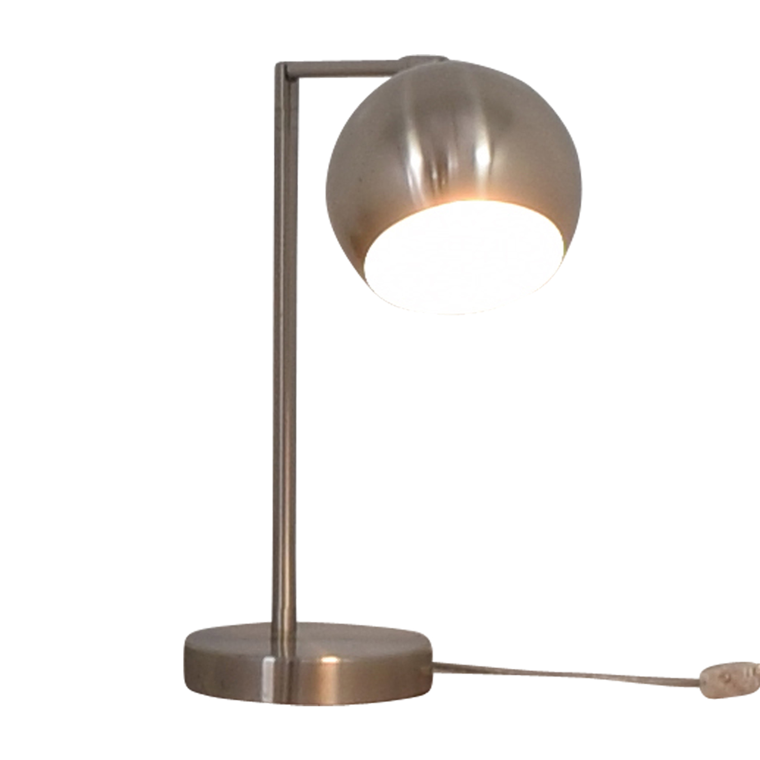 Chrome Desk Lamp / Lamps