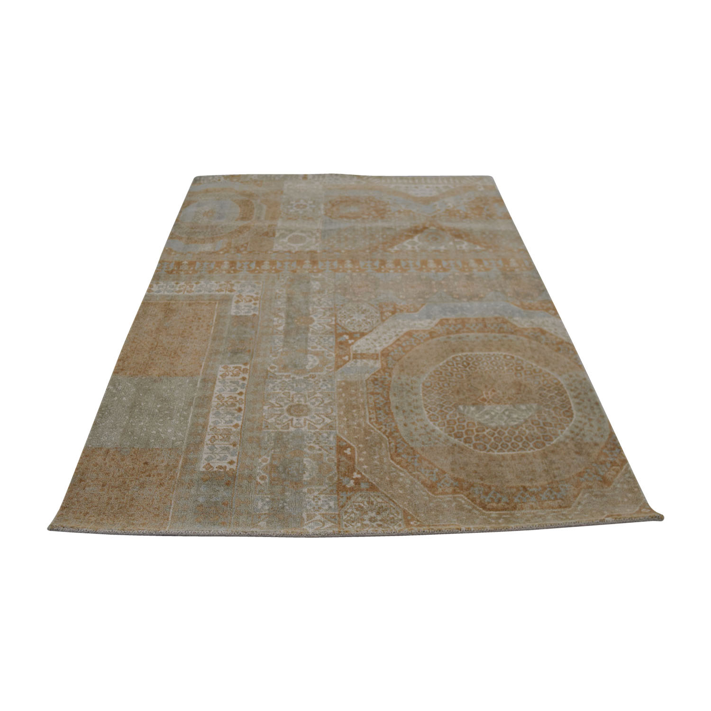Obeetee Obeetee 5 x 8 Ayan Wool Rug