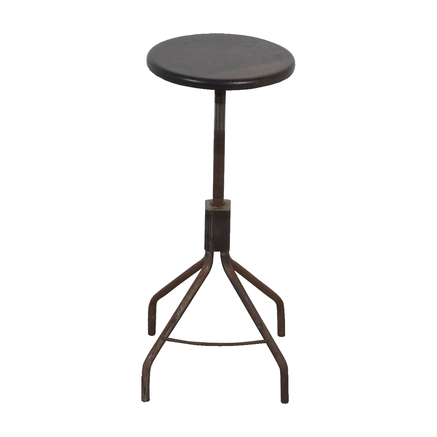 Metal Industrial Stool nyc