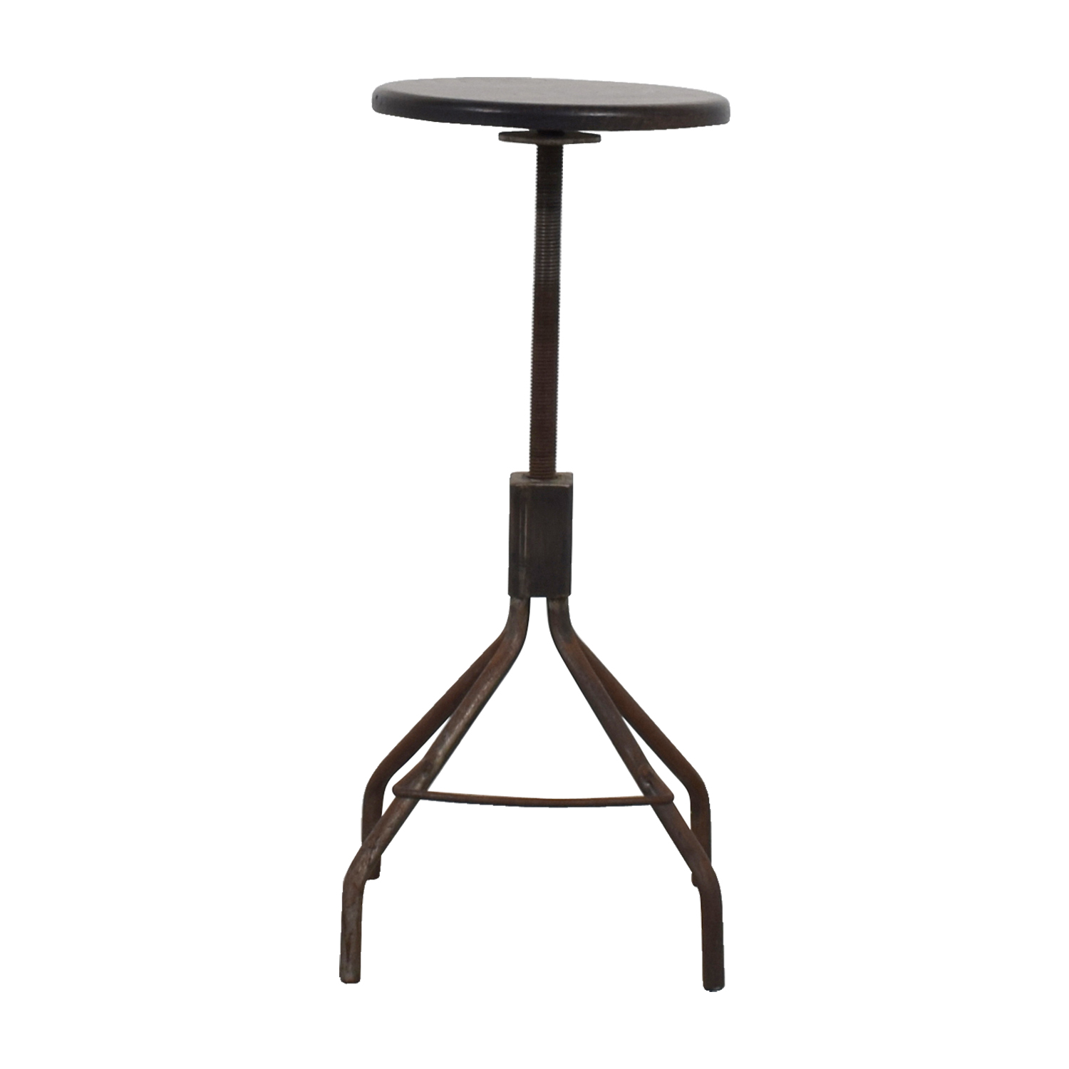 Metal Industrial Stool discount