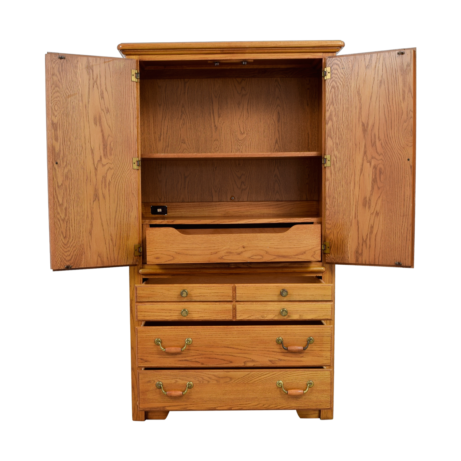 Thomasville Thomasville Pine Wood Armoire coupon