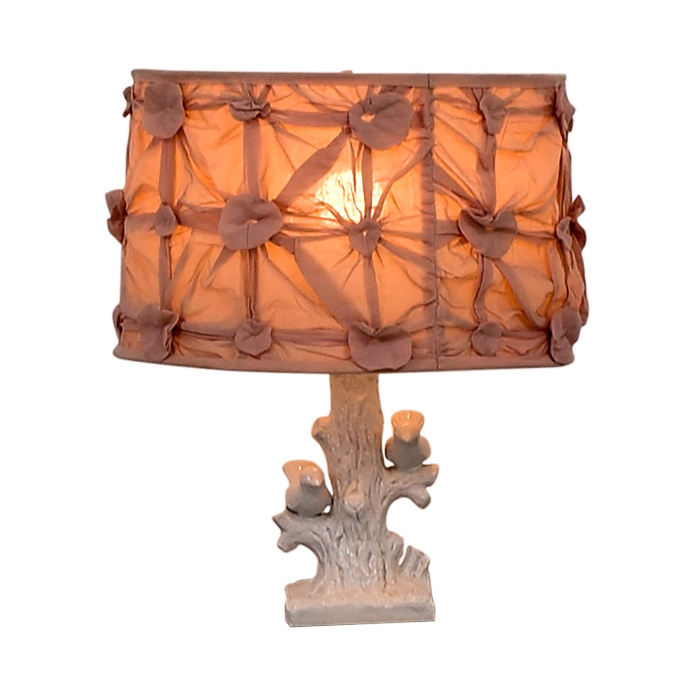Anthropologie Love Bird Lamp / Lamps