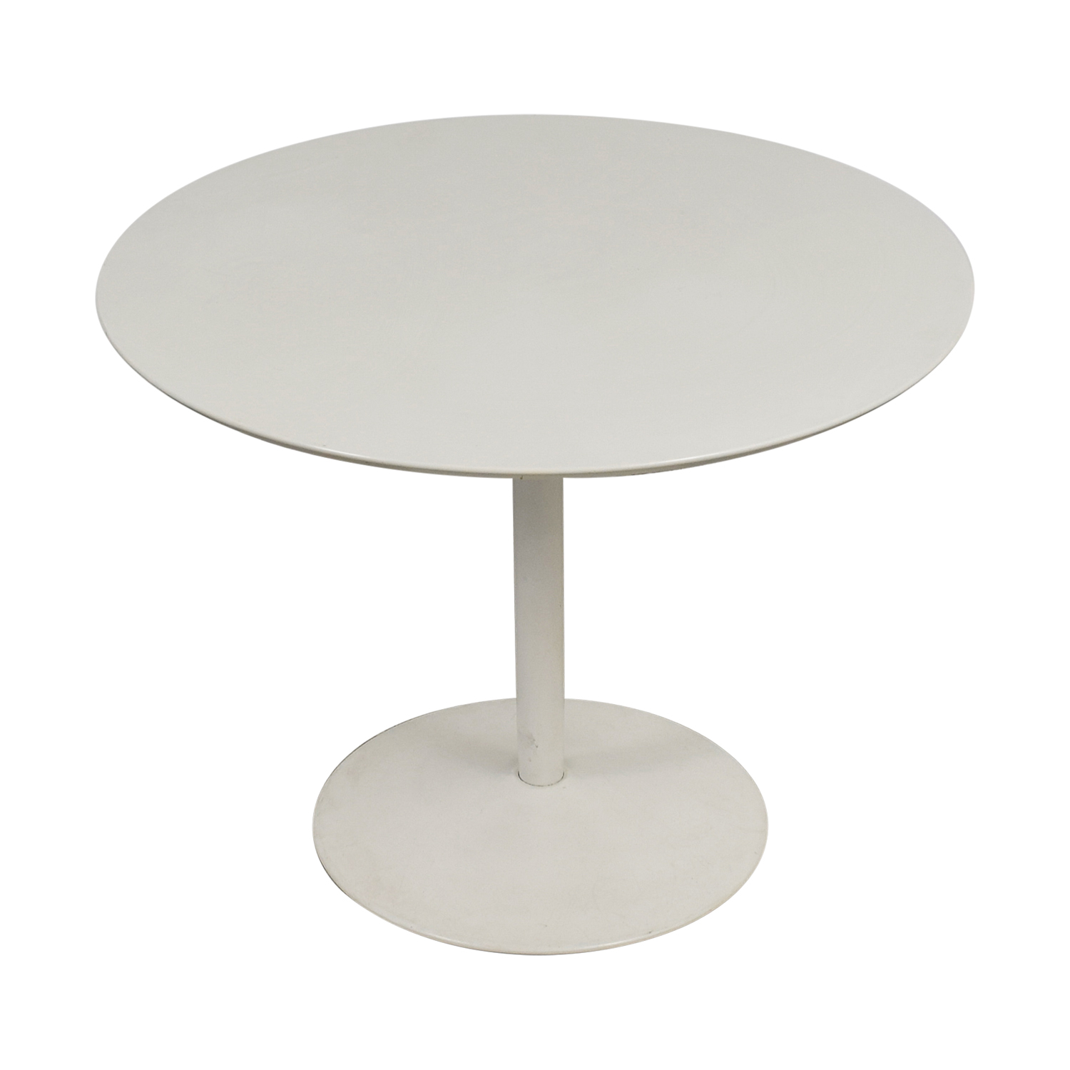 CB2 CB2 42 Pedestal Table dimensions