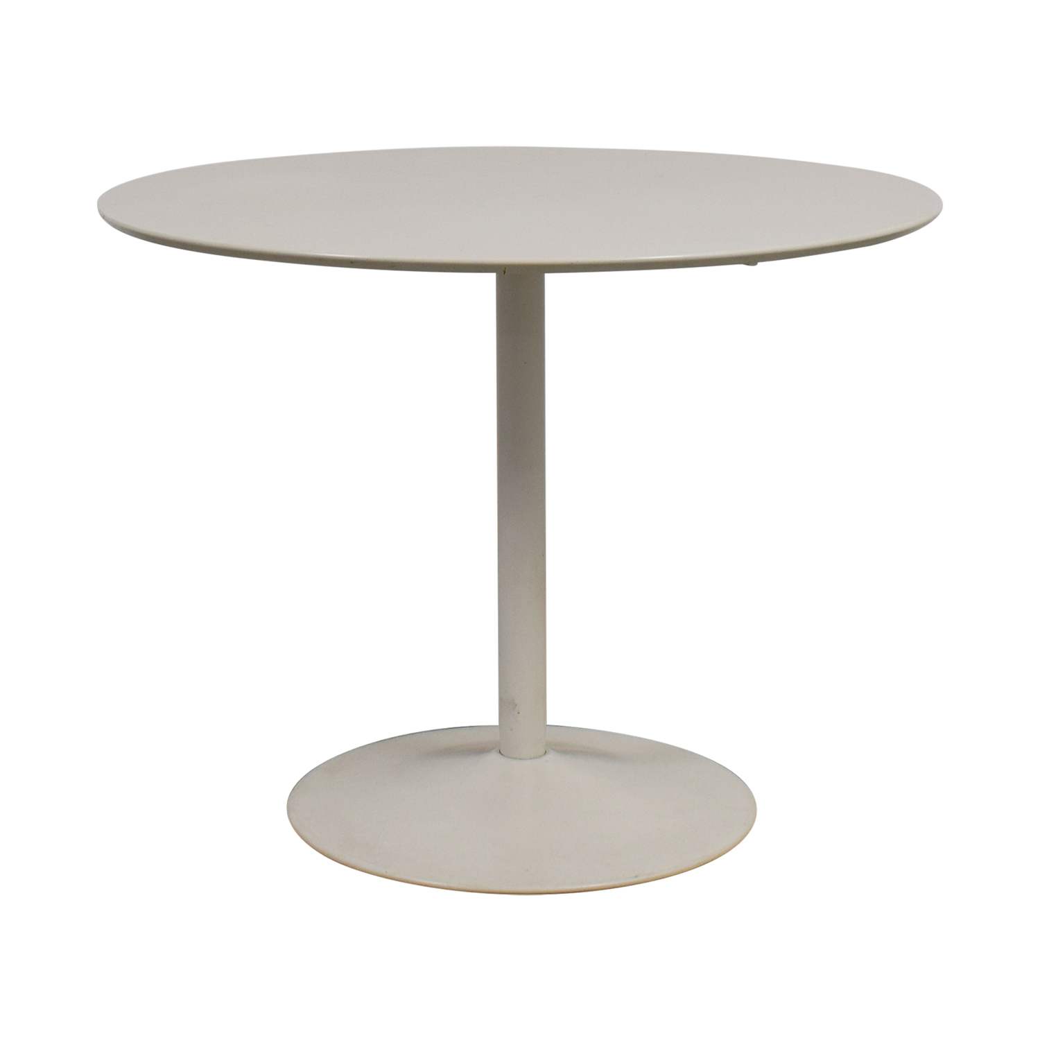CB2 CB2 42 Pedestal Table nyc