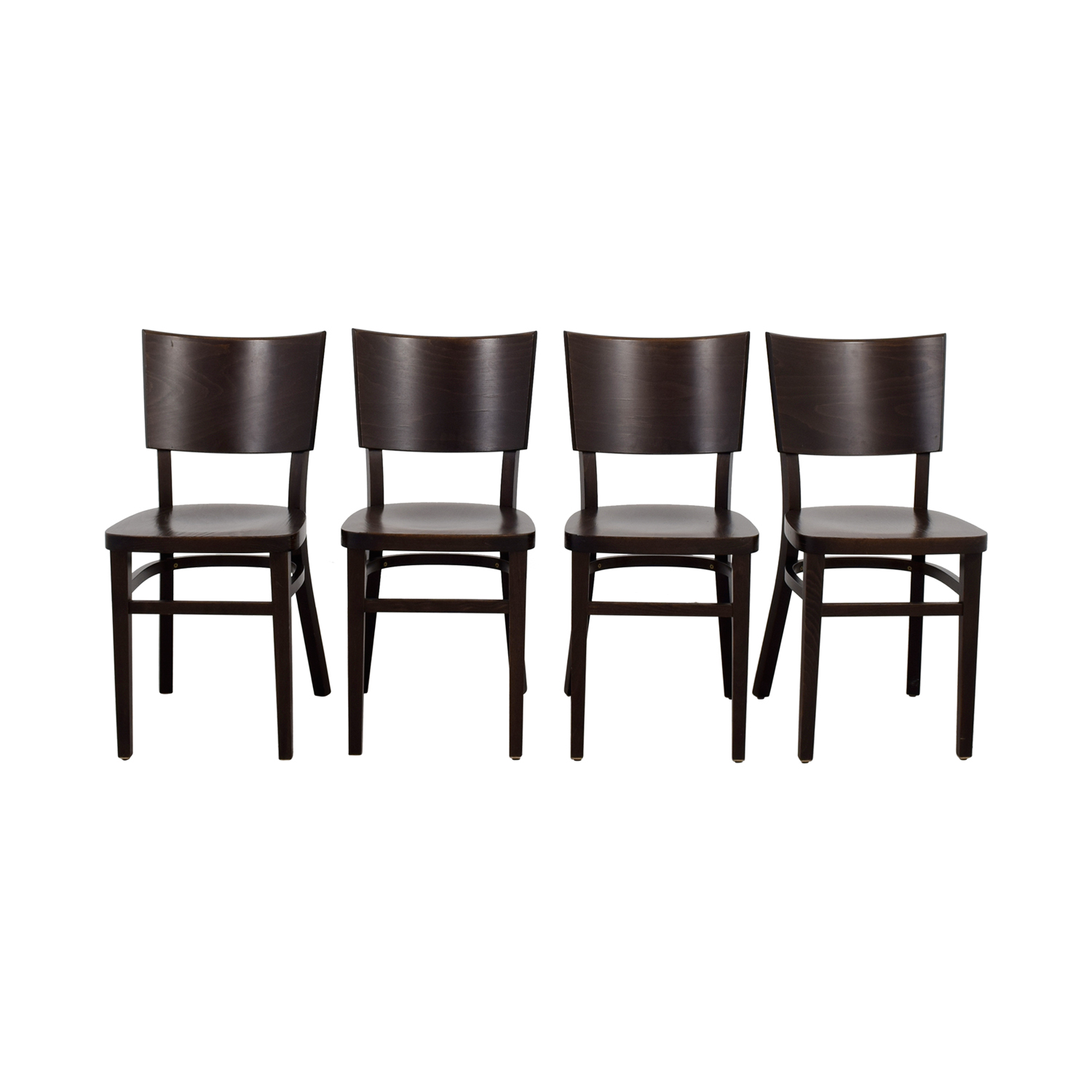 Design Within Reach Design Within Reach Kyoto Brown Chairs discount