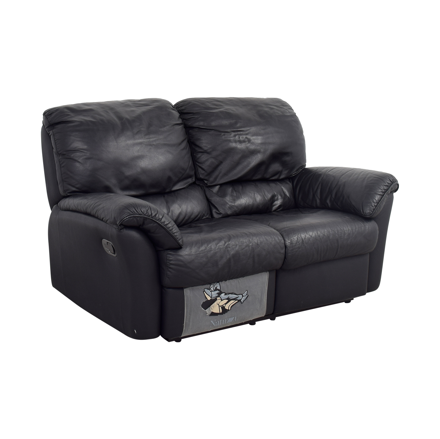 Remarkable 84 Off Natuzzi Natuzzi Leather Recliner Loveseat Sofas Pabps2019 Chair Design Images Pabps2019Com