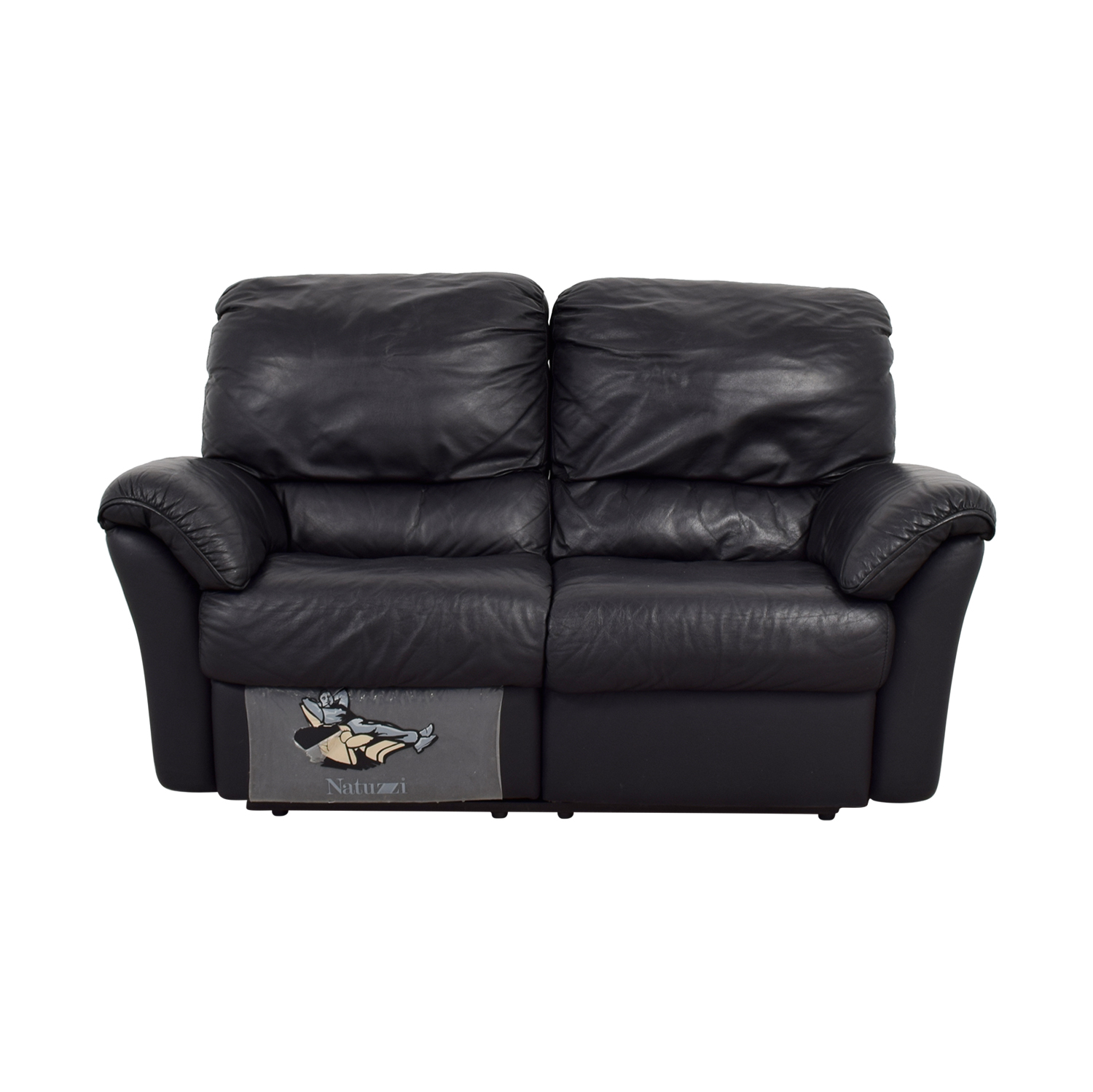Natuzzi Natuzzi Leather Recliner Loveseat price