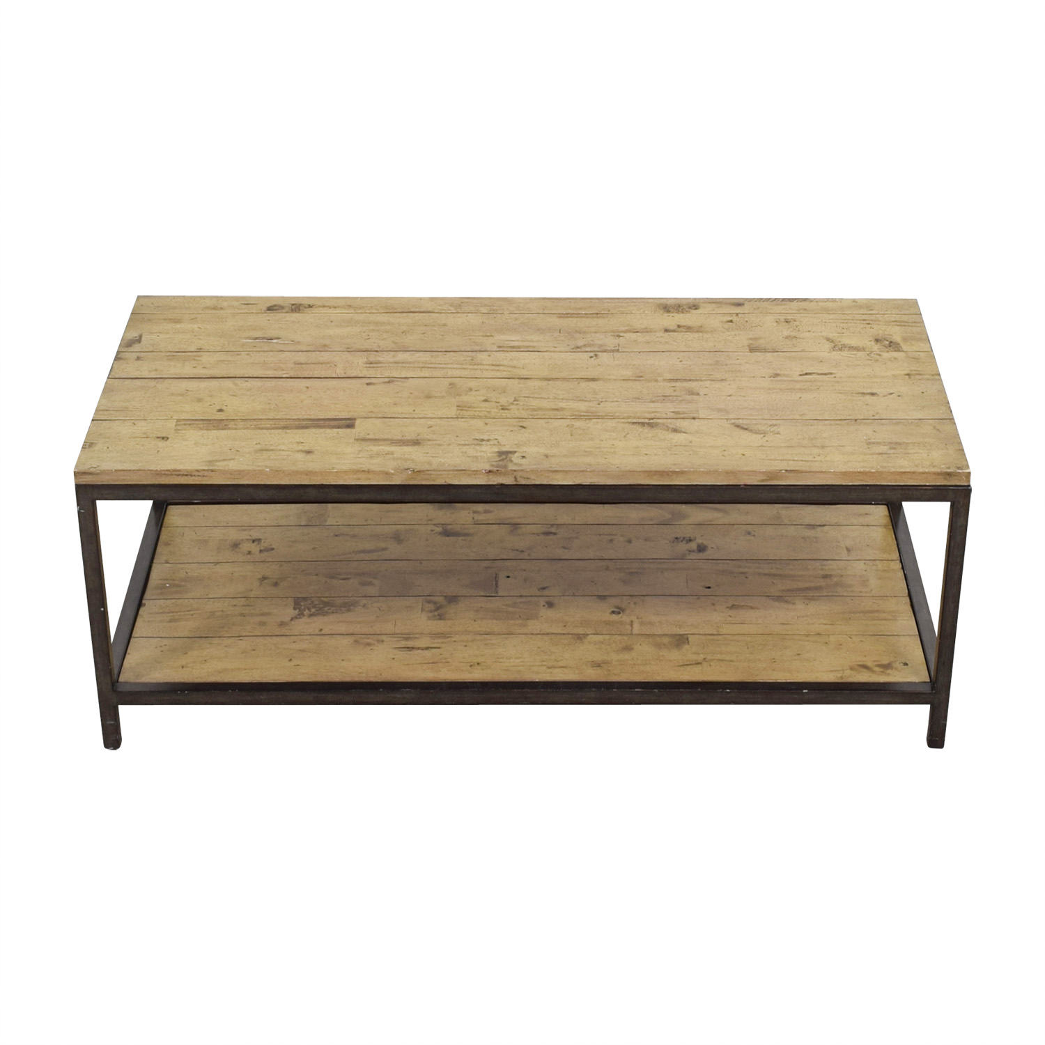 shop Ballard Designs Rustic Durham Coffee Table Ballards Design Tables