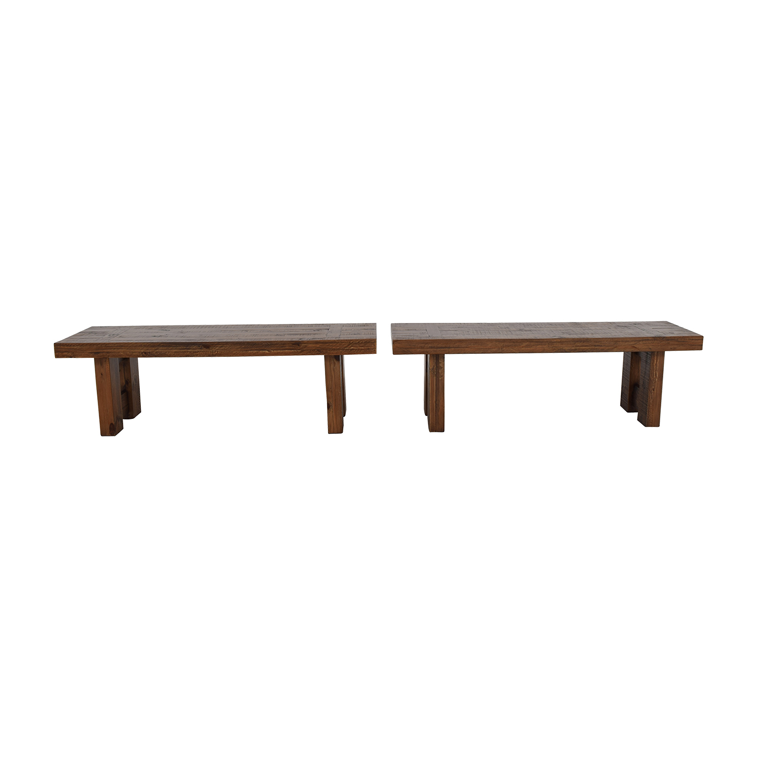 Jordans Furniture Jordans Furniture Acacia Rustic Wood Benches price