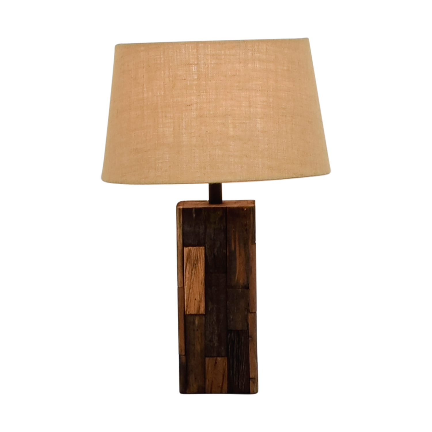 Ashley Furniture Ashley Furniture Selemah Wood Table Lamp for sale