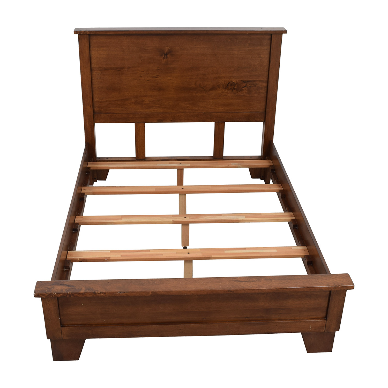 Pottery Barn Pottery Barn Sumatra Wood Full Bed Frame coupon