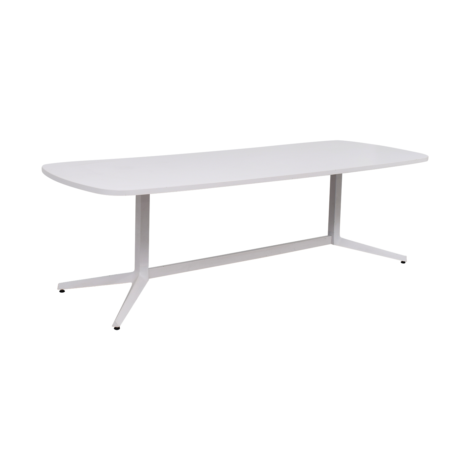OFF Knoll Knoll White Conference Table Tables - Second hand conference table
