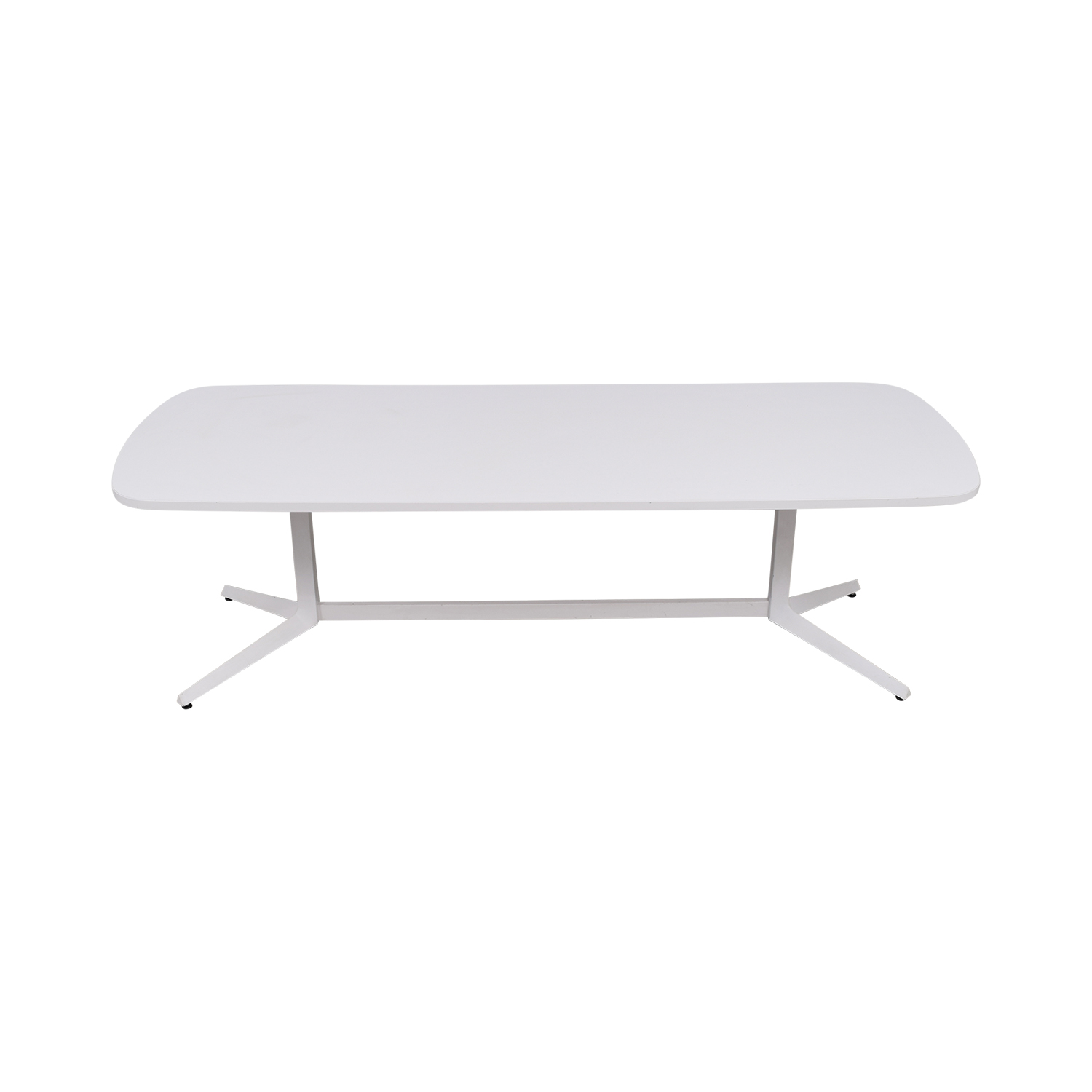 shop Knoll White Conference Table Knoll