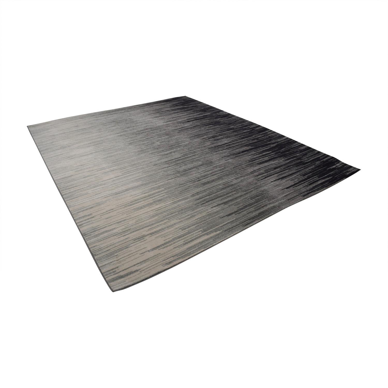 buy Nuloom Bodrum Grey and Black Rug Nuloom Bodrum Rugs