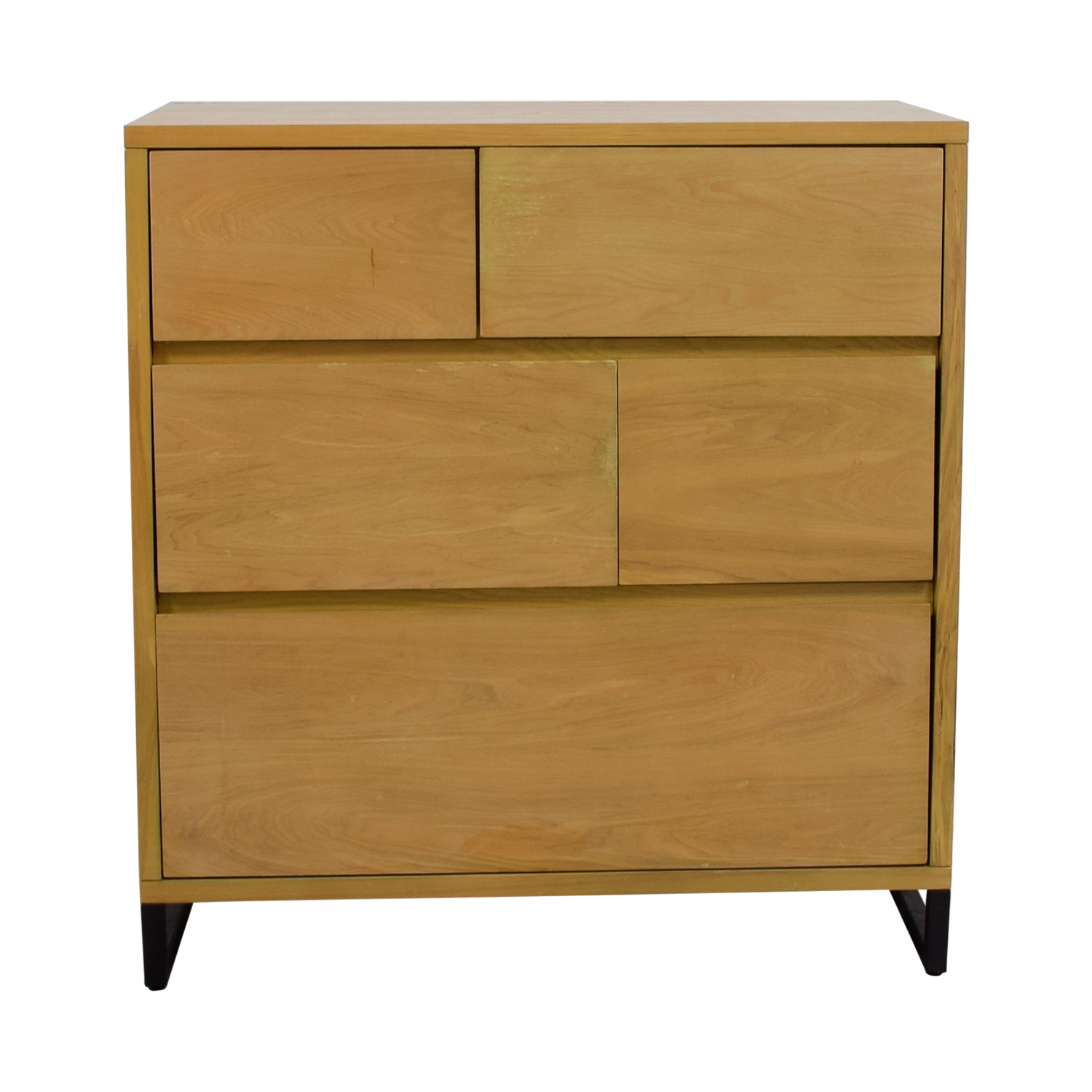 West Elm West Elm Hudson Four-Drawer Dresser for sale