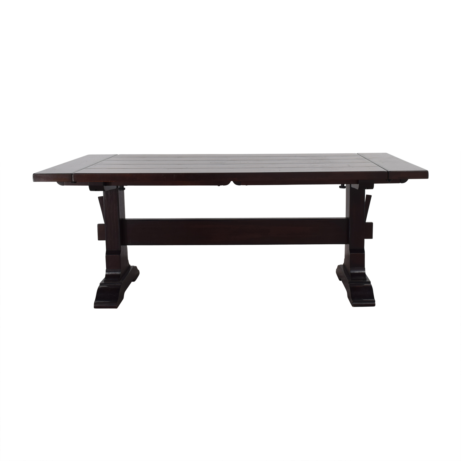 Pottery Barn Pottery Barn Extendable Wood Dining Table price