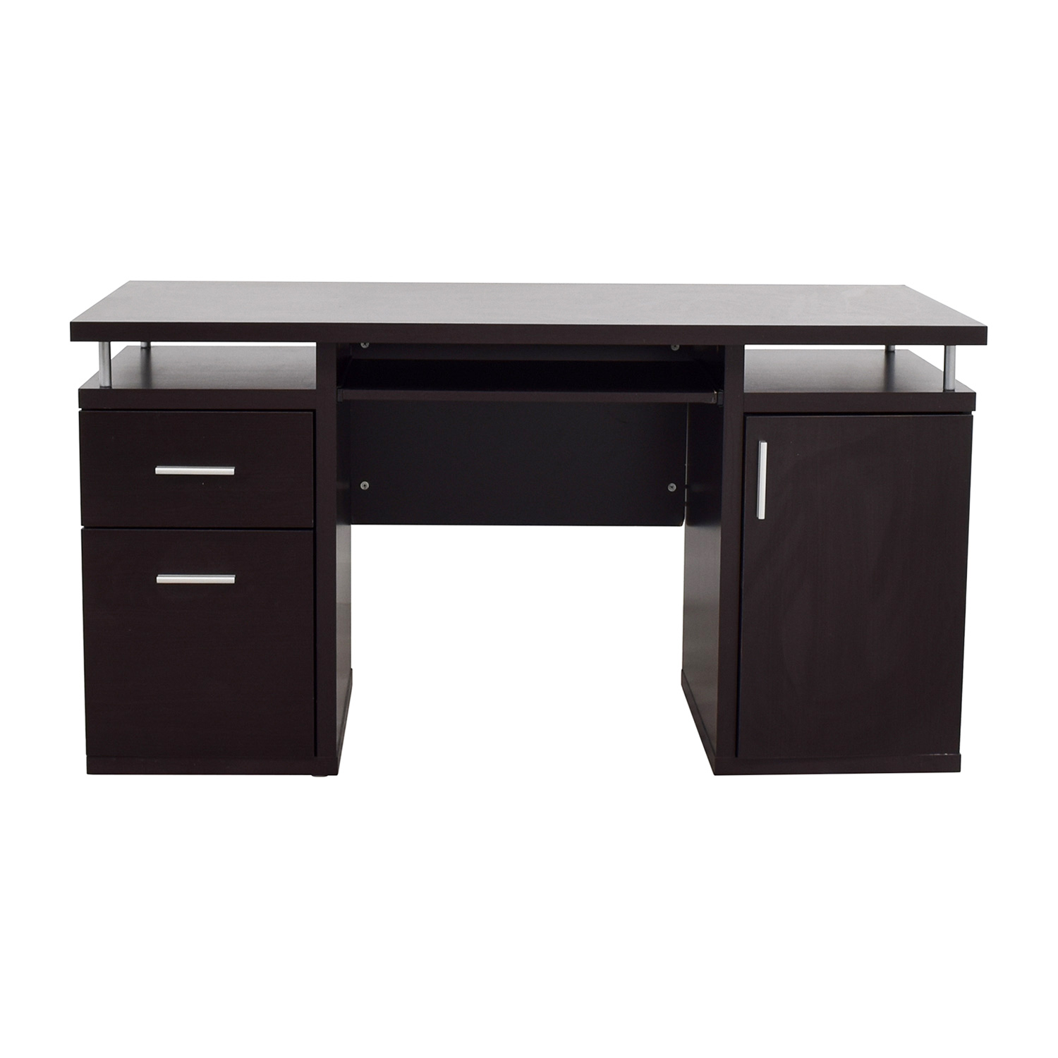 buy Coaster Brown Desk Coaster Tables