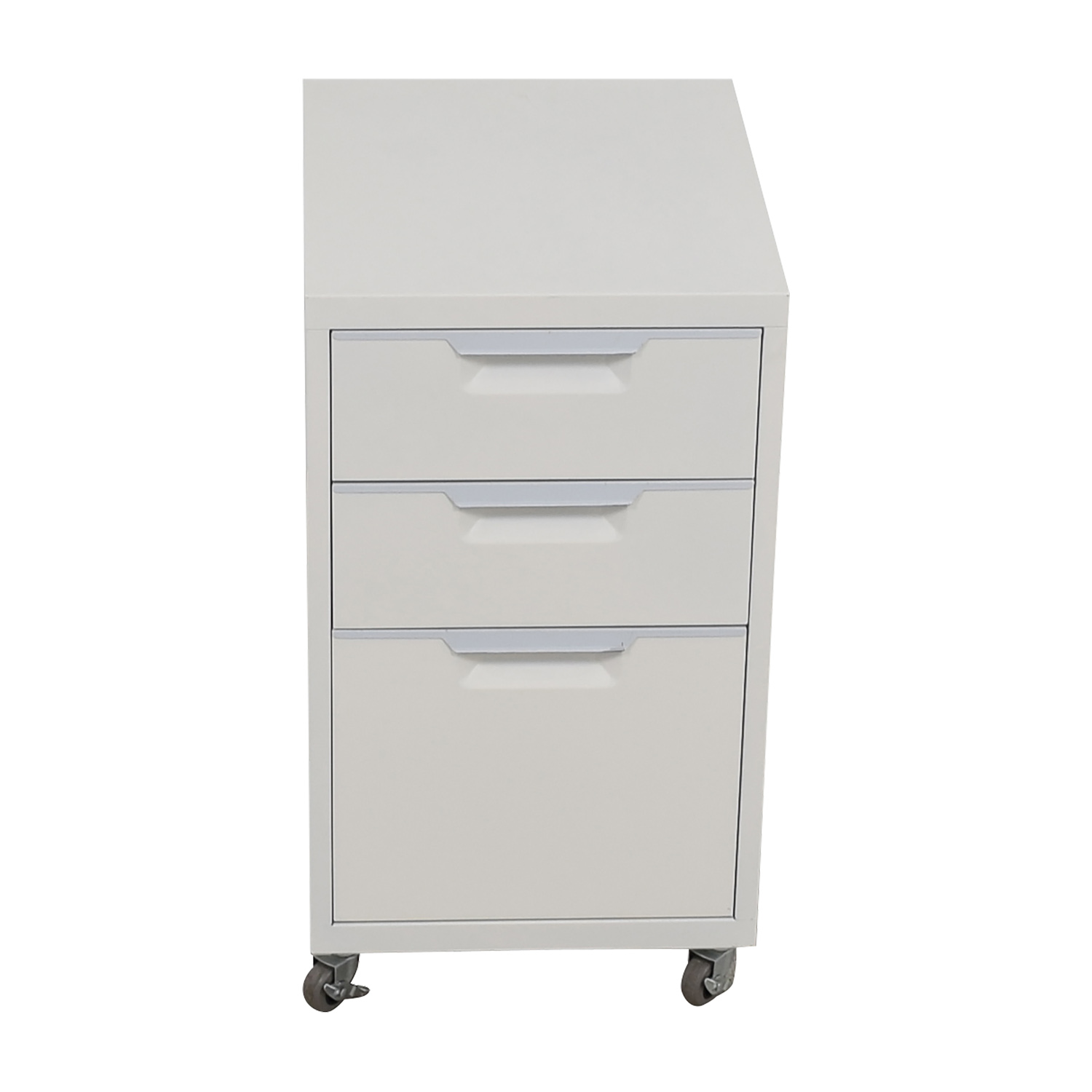 CB2 CB2 White File Cabinet coupon