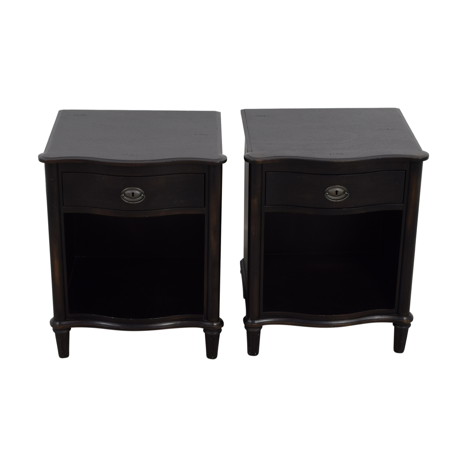 buy Restoration Hardware Empire Rosette Nightstands Restoration Hardware