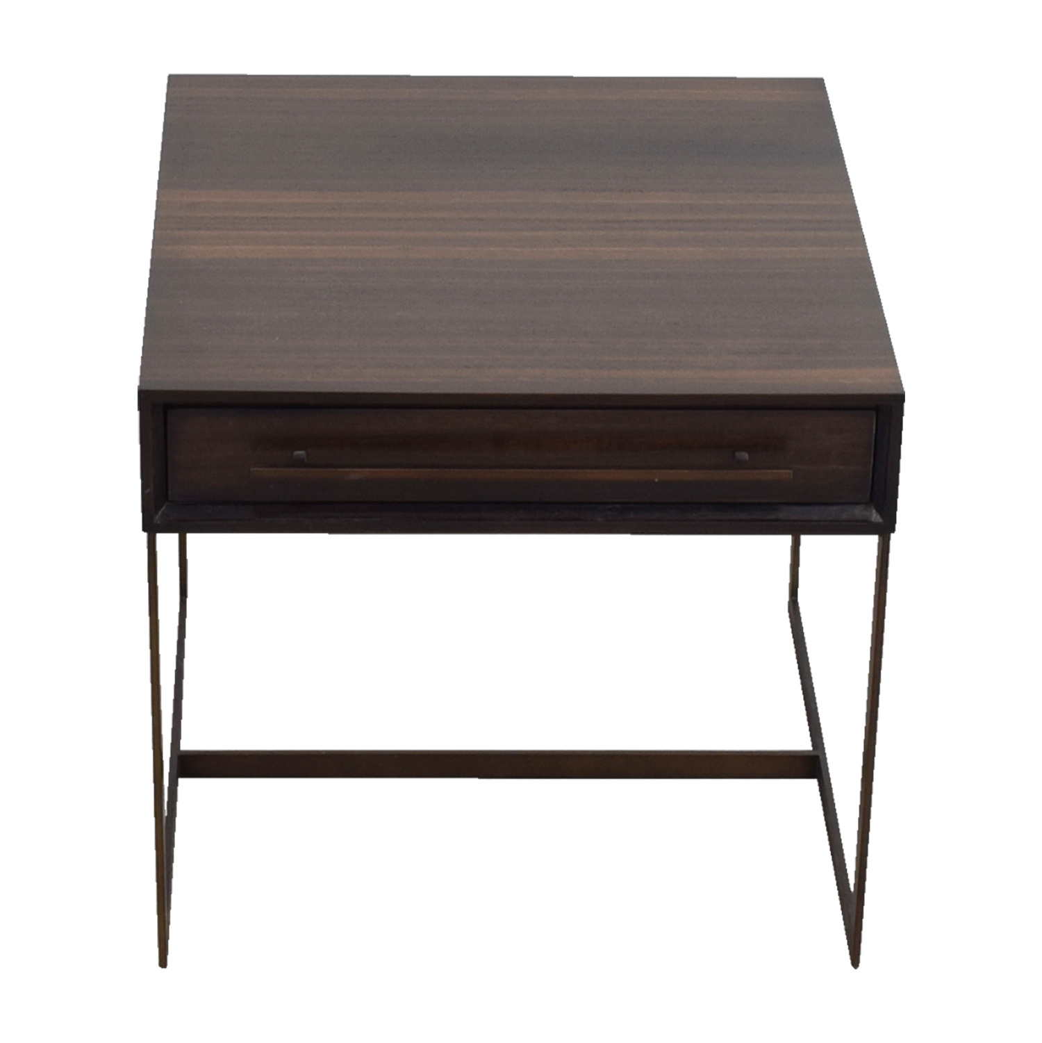 shop Mitchell Gold + Bob Williams Allure Drawer Side Table Mitchell Gold + Bob Williams