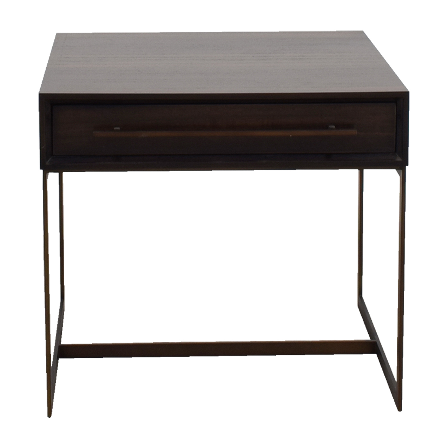 Mitchell Gold + Bob Williams Mitchell Gold + Bob Williams Allure Drawer Side Table nyc