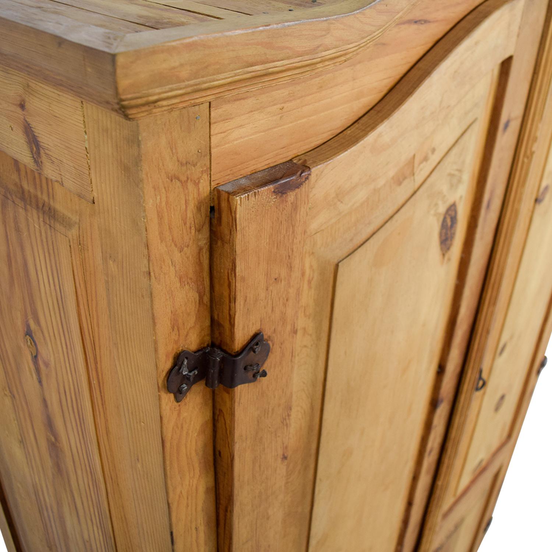 ... Million Dollar Rustic Million Dollar Rustic Wood Armoire Nj