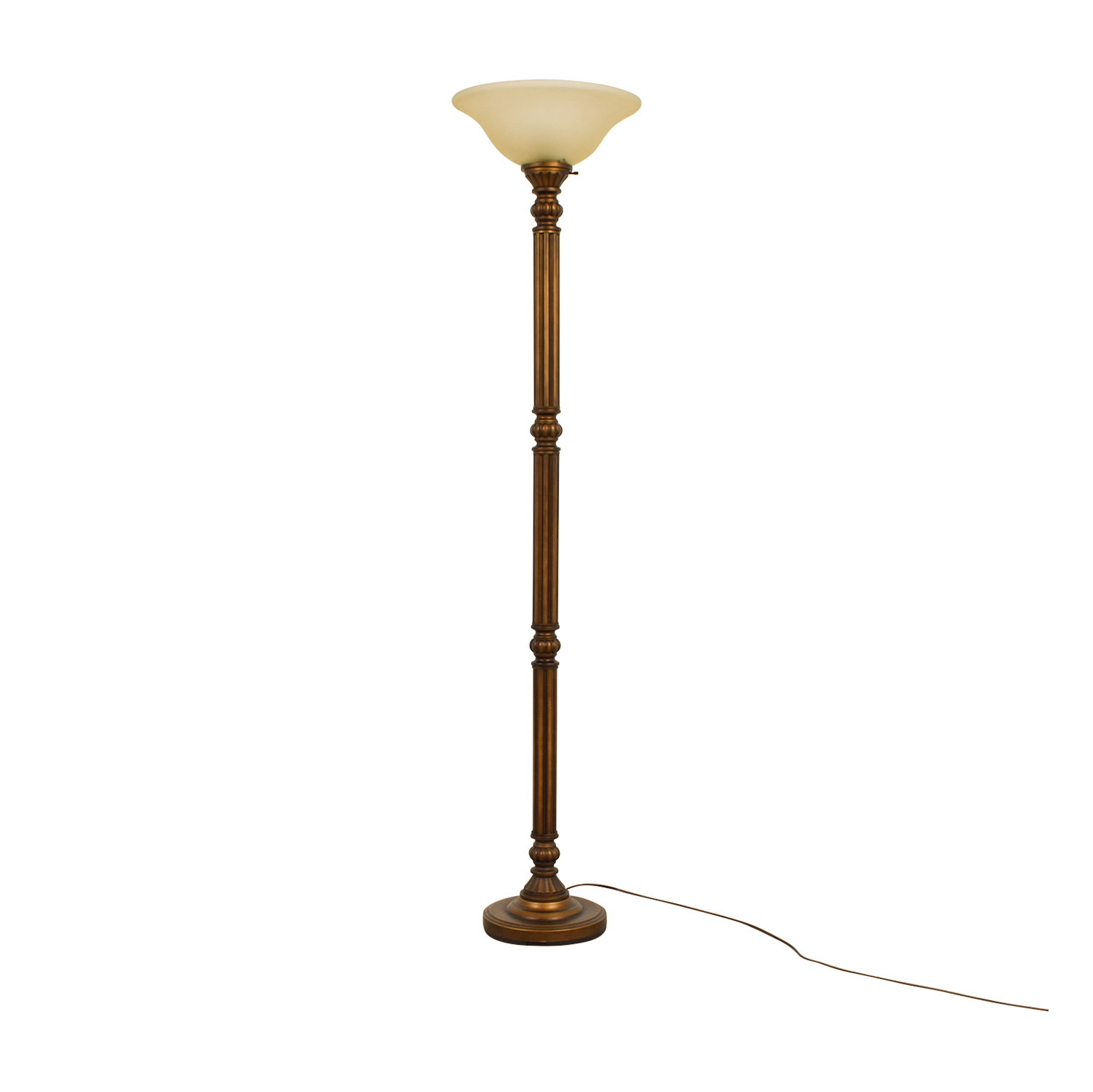 Bronze Floor Lamp for sale