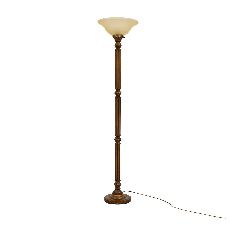 Bronze Floor Lamp for sale