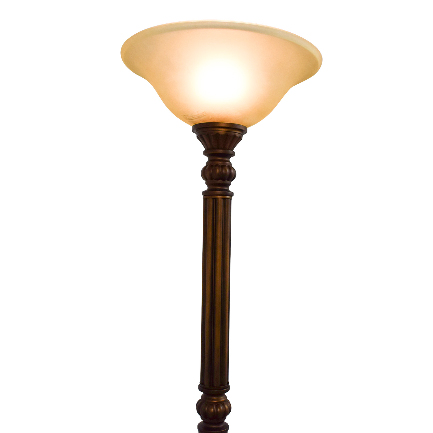 45 Off Bronze Floor Lamp Decor