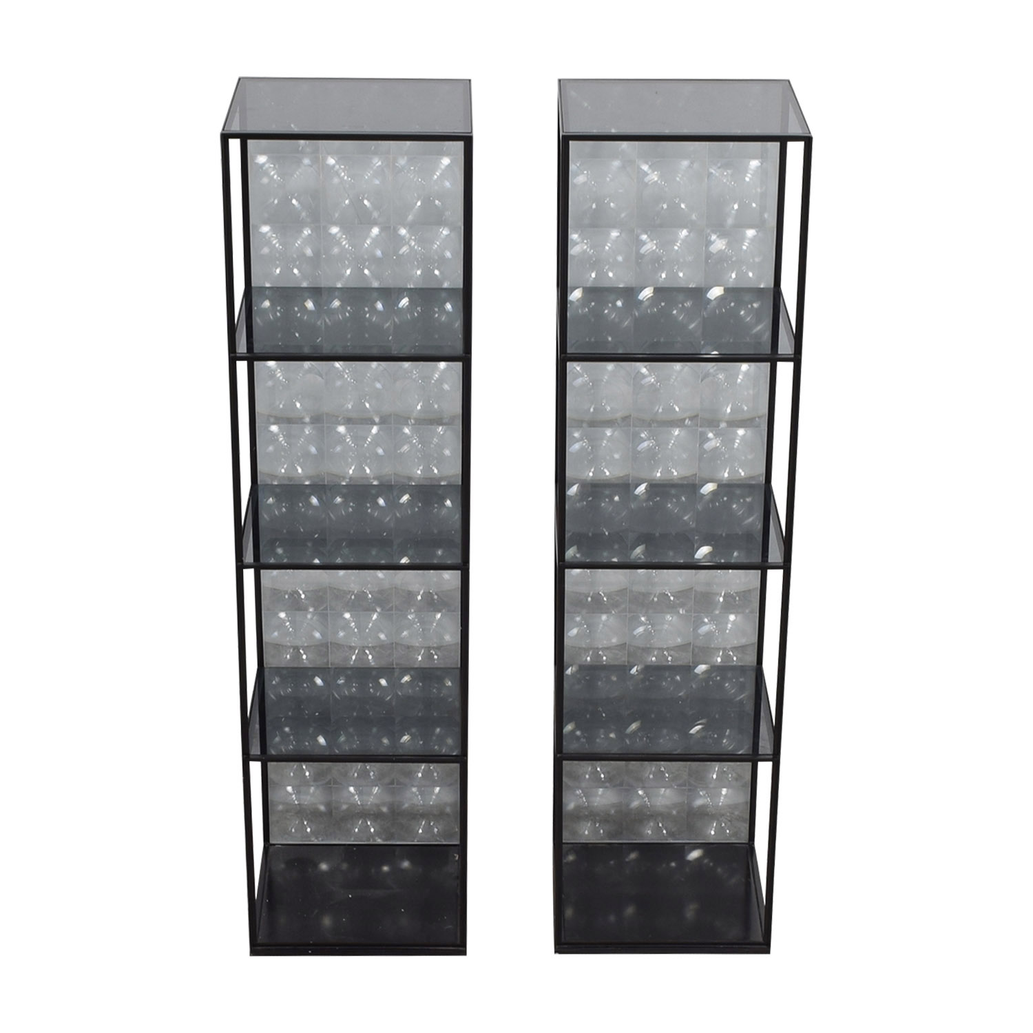 B & B Italia B & B Italia Glass Lens Shelves price