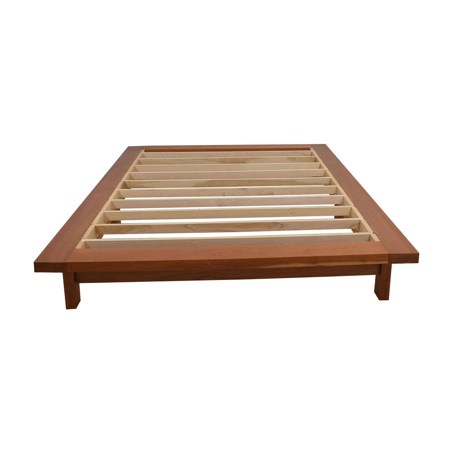 Room & Board Room & Board Campo Full Platform Bed Frame used