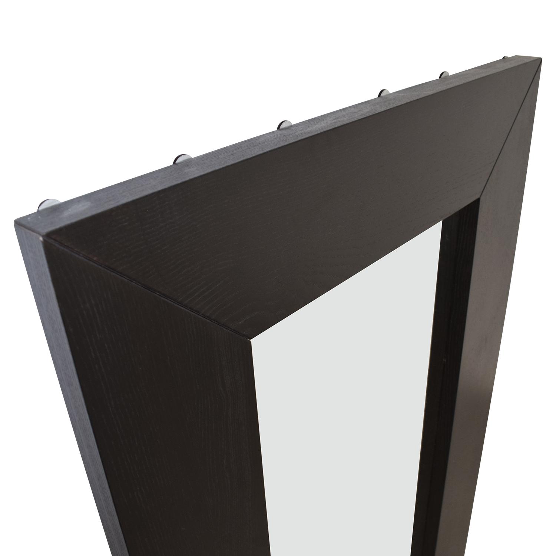 buy IKEA IKEA Mongstad Black Framed Mirror online