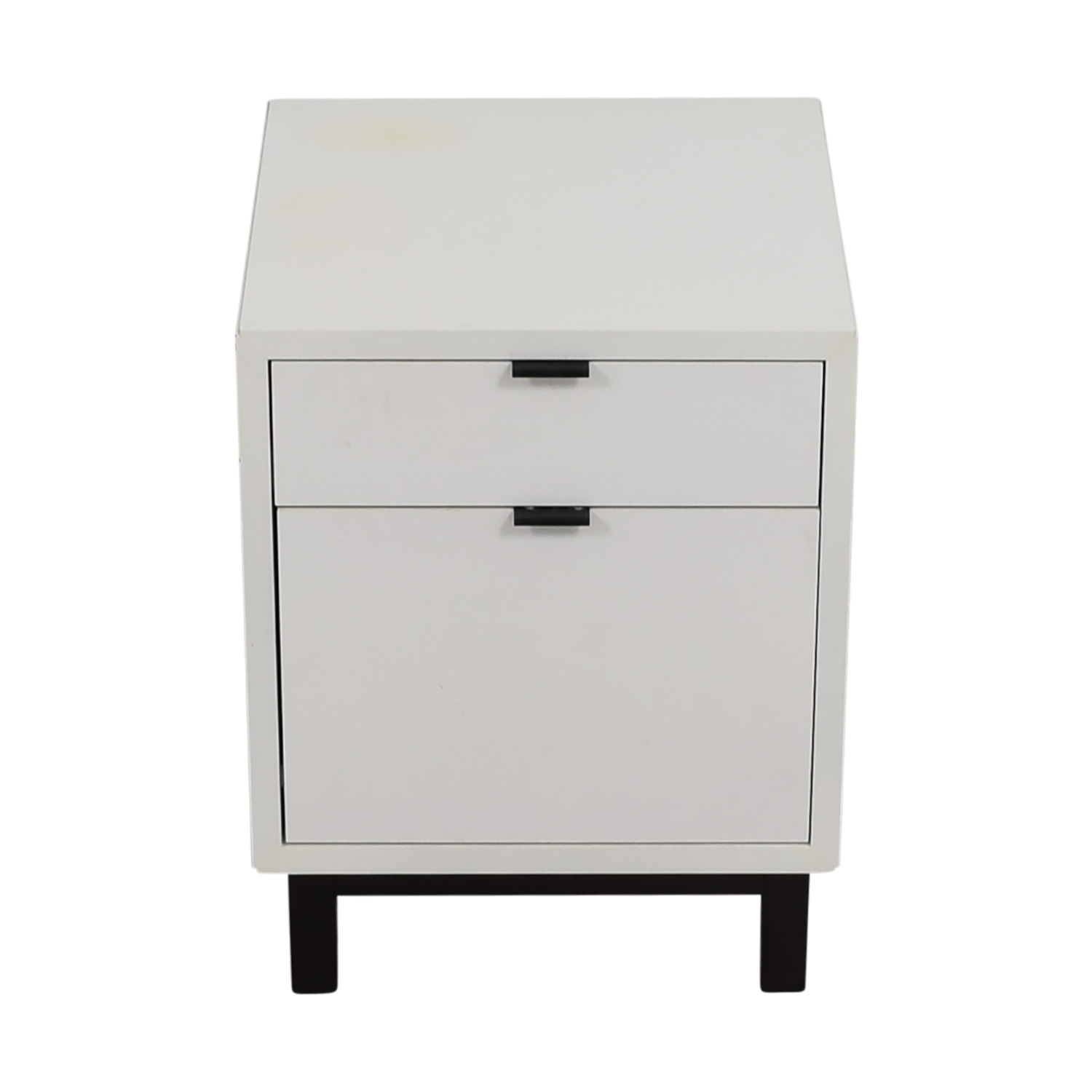 Room & Board Room & Board Copenhagen White Two-Drawer Filing Cabinet coupon