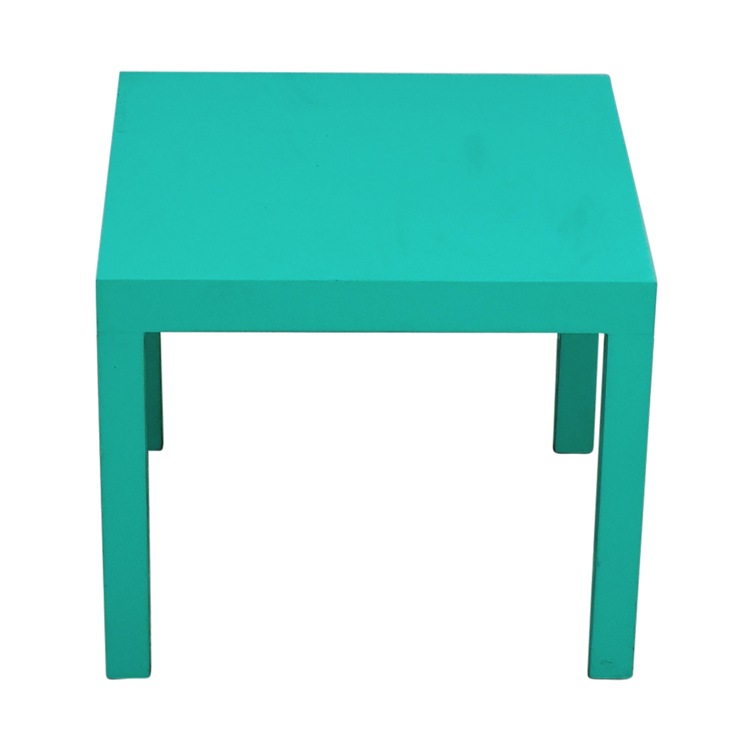 shop Mikes Furniture Turquoise Side Table Mikes Furniture End Tables